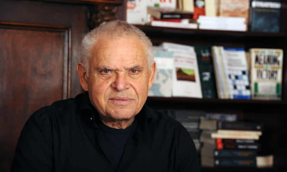 Edward Luttwak earns $1m a year from advising governments and writing books