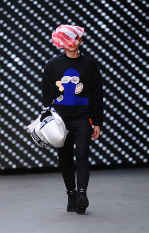 Bag it up! Christopher Shannon: Runway - London Collections: Men AW15