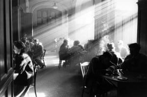 Student Union, Teviot Row House, 1961