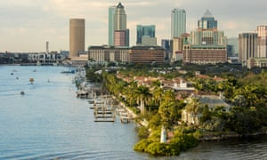 Tampa, Florida, tops MIT's 'Treepedia' list of cities, which measures the canopy cover of 27 selected cities.