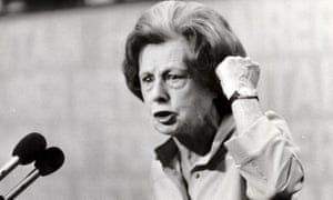 Barbara Castle - cited by Lisa Nandy today as a role model.