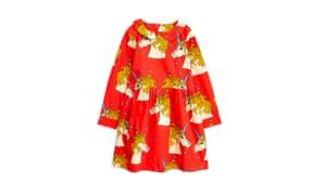 Upcycling unicorn dress, £59, minirodini.com