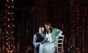 David Butt Philip and Natalya Romaniw in Opera Holland Park's Iolanta.