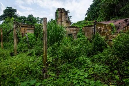 Nam San Yang village in Myanmar's Kachin state