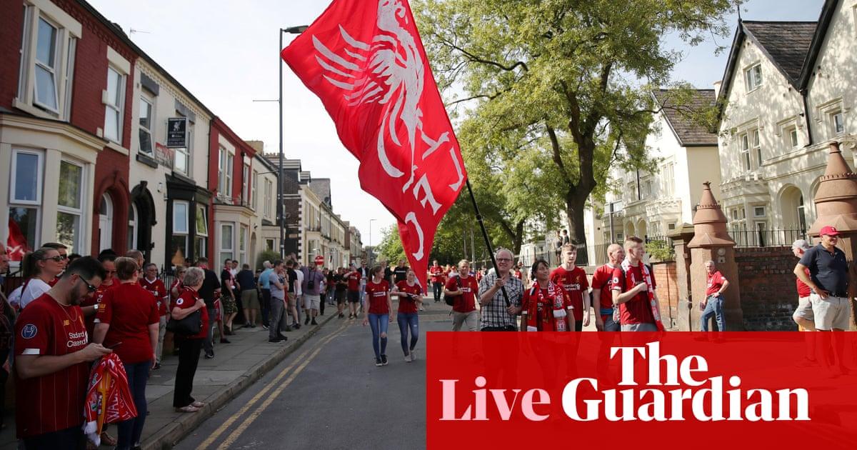 Liverpool v Arsenal: Premier League – live!