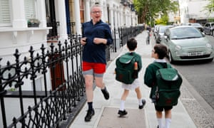 Child to Gove: 'You're unfit for office.'