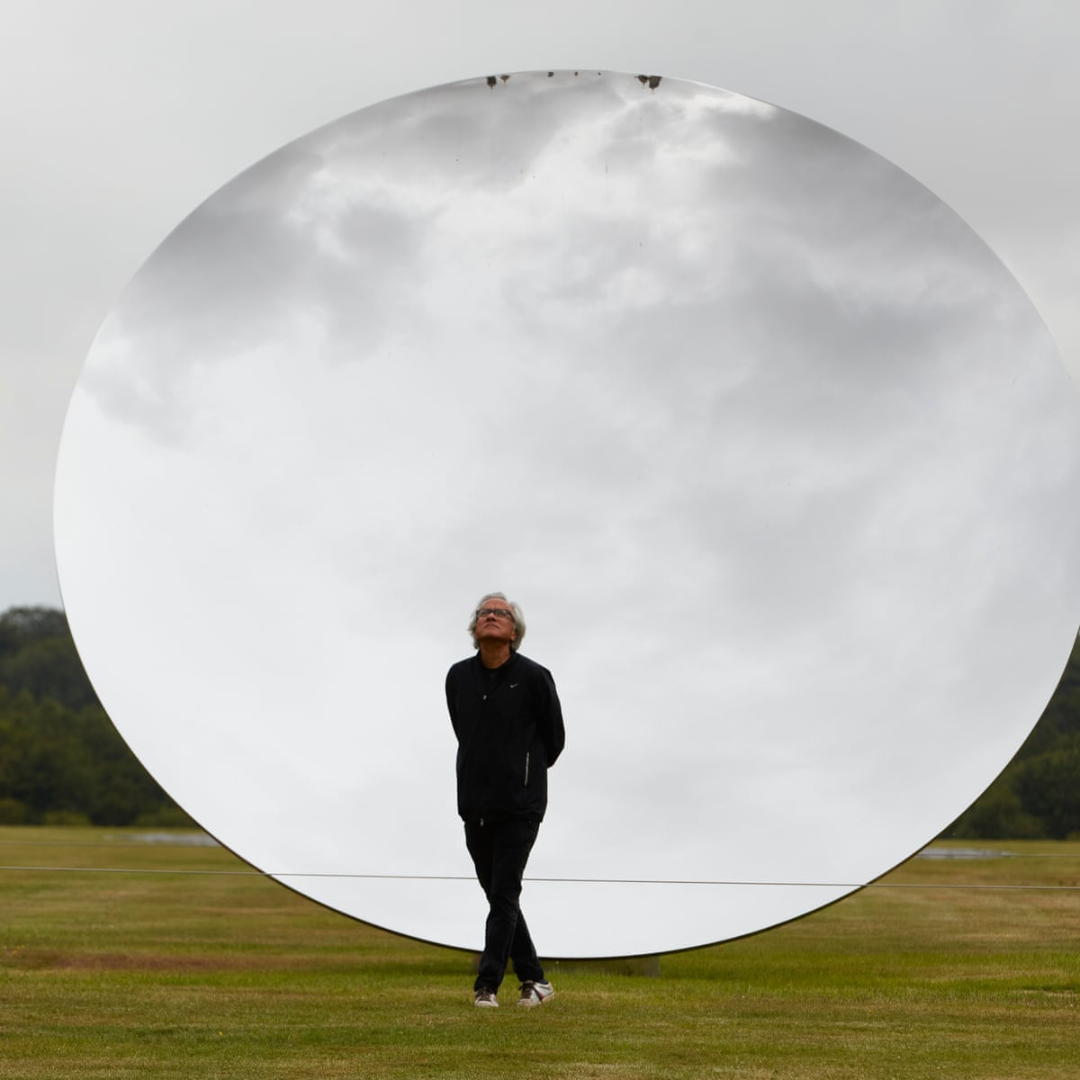 Anish Kapoor shines in Norfolk and a load of men are dismantled – the week in art | Art | The Guardian