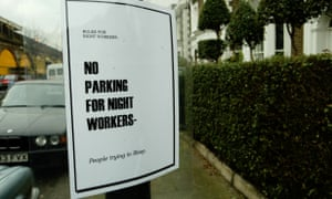 Thousands have to work at night, and London should be friendlier to them, say campaigners