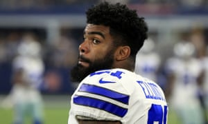 Ezekiel Elliott is a key part of Dallas's offense