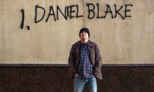 Still from the film I, Daniel Blake.