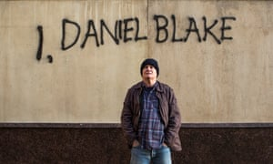 Dave Johns in I, Daniel Blake, which received £100,000 European funding.