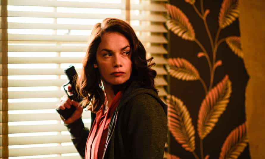 Ruth Wilson as Alice Morgan in Luther: 'she's so very bad that you can't help but want her to triumph.'
