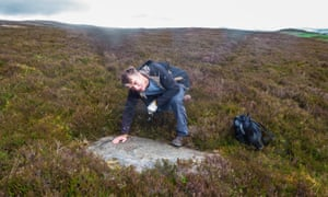 Sam Wollaston uncovers some rock art among the heather.