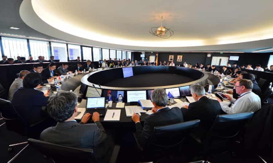 The Iter council