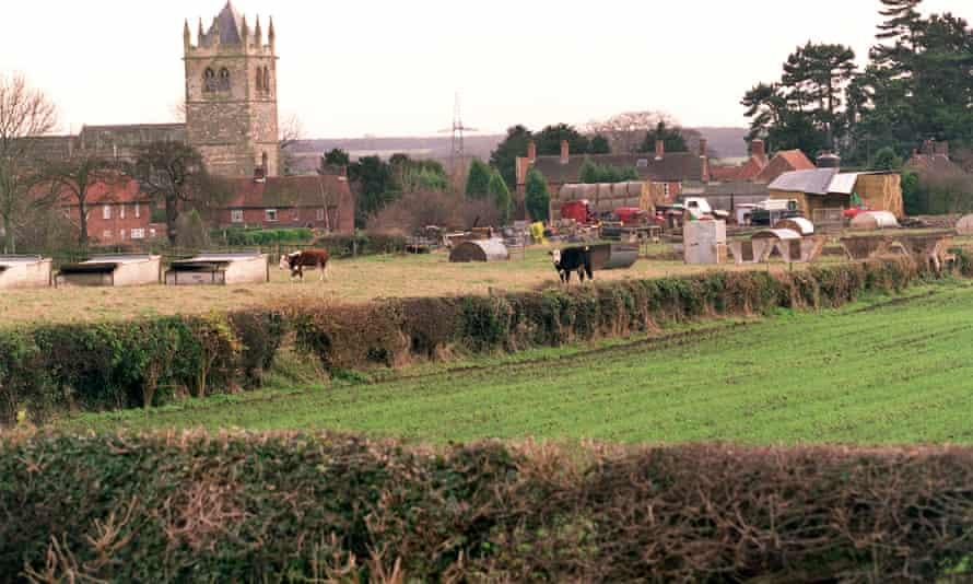 Common land Laxton