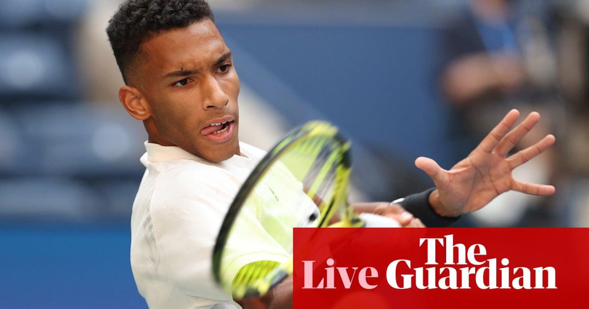 Félix Auger-Aliassime v Daniil Medvedev: US Open semi-final – live!