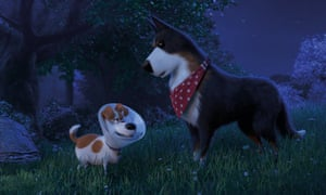 Patton Oswalt and Harrison Ford voice The Secret Life of Pets 2.
