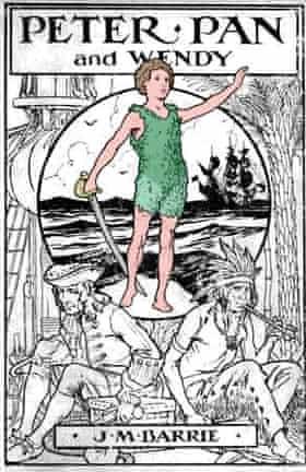 Peter Pan 1915 cover 2