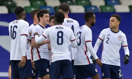 Devastated' USA men to miss third straight Olympics after Honduras loss |  USA | The Guardian