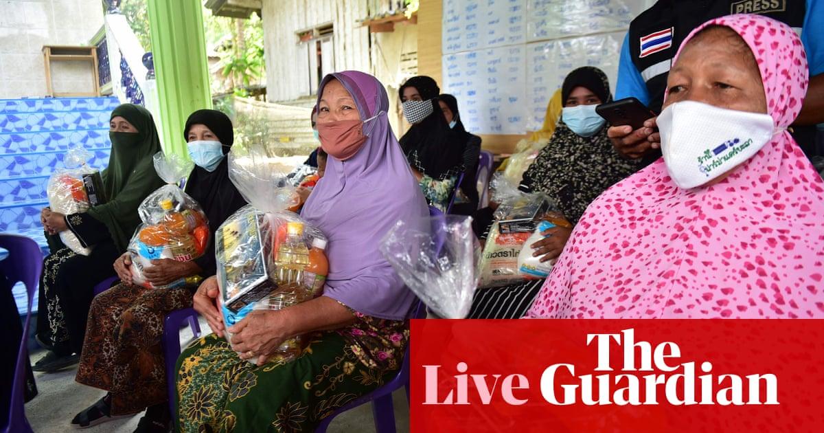 Coronavirus live news: Europe death toll passes one million; India approves Russia's Sputnik V vaccine