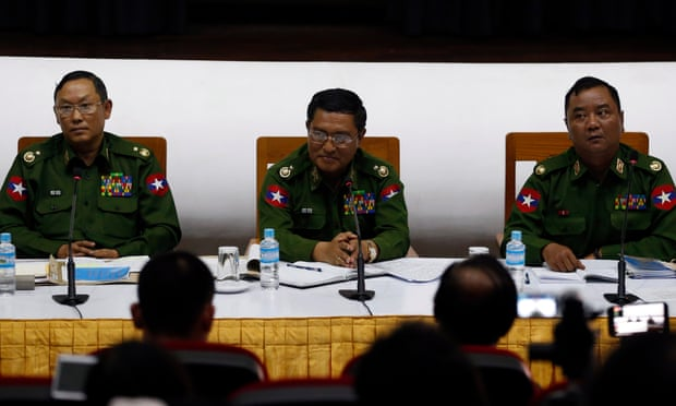 Myanmar: Arakan Army's Attack on Jan 4th: Its Implications