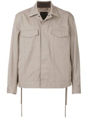 Jacket, £575 Craig Green, farfetch.com