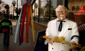 The Colonel: ready for a makeover?