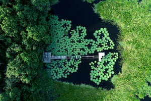 Limpio, Paraguay: Cerro lagoon