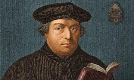 Martin Luther, circa 1520