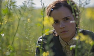 'Plot-holes the size of Saturn's rings' … Guardian review of The Colony, starring Emma Watson