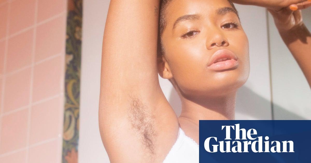 The new feminist armpit hair revolution: half-statement, half-ornament