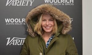 Chelsea Handler wraps up at Sundance.