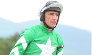 Davy Russell was give a caution for striking a horse at Tramore earlier this month.