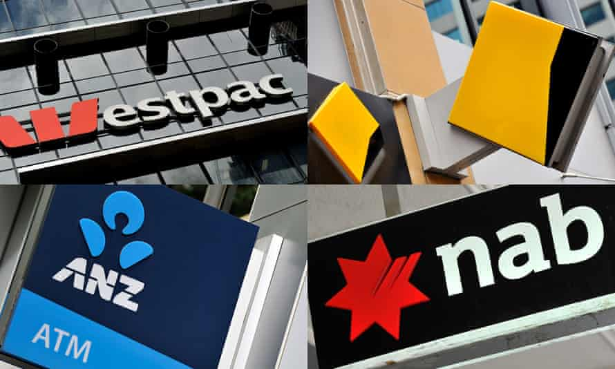 Australia's 'big four' banks and other financial institutions are under the spotlight at the banking royal commission.