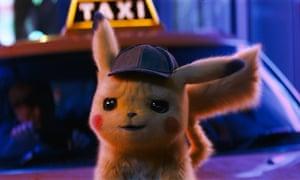 Exploiting nostalgia for late-80s blockbusters, Pokémon Detective Pikachu.