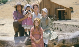 The Little House on the Prairie adaptation, filmed in the 1970s.