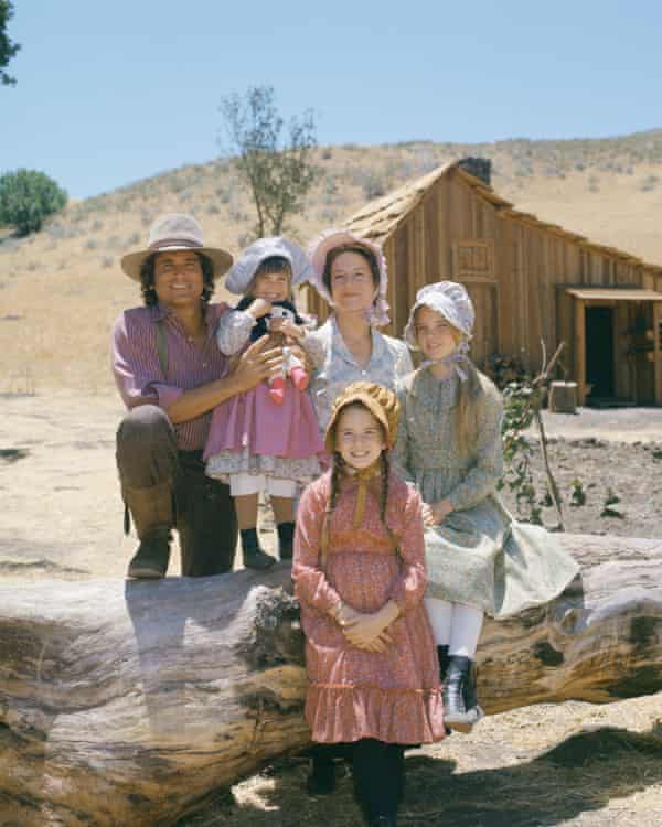 A relationship with the land … the Ingalls family in the TV adaptation of Little House on the Prairie. Photograph: NBCUphotobank/Rex Features