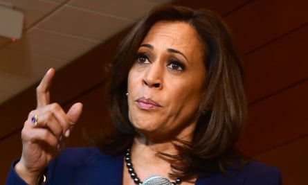 'Black women, people of color and progressives supporting Harris still need to ask tough questions about this record.'