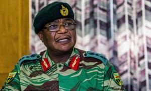 General Constantino Guveya Chiwenga.