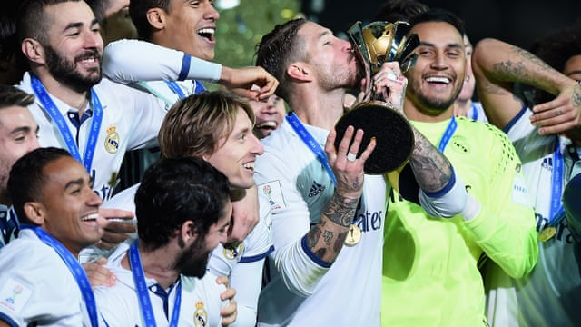 1ea4dbd2a53 Real Madrid 4-2 Kashima Antlers  Club World Cup final – as it happened