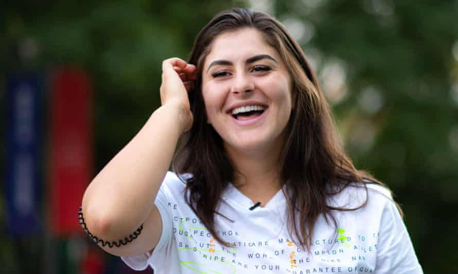 'During this quarantine, I pictured myself playing. There's studies that show that imagery works just as well, if you do it correctly, as being on the court,' says Bianca Andreescu.