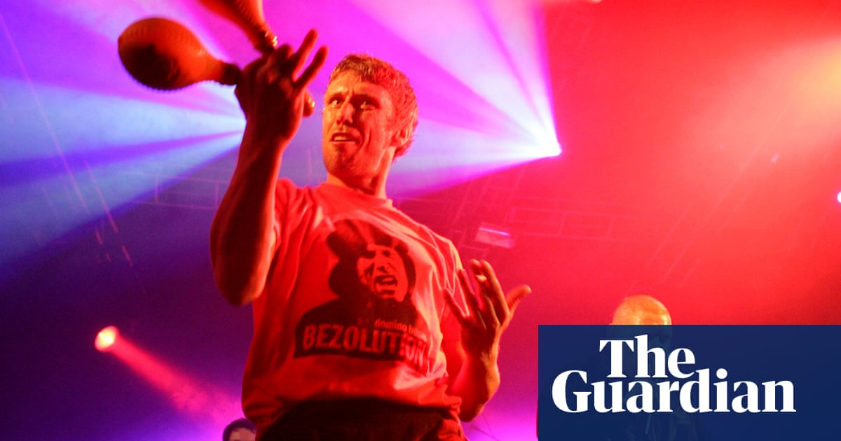 Get Buzzin' With Bez: Happy Mondays star to launch YouTube fitness class