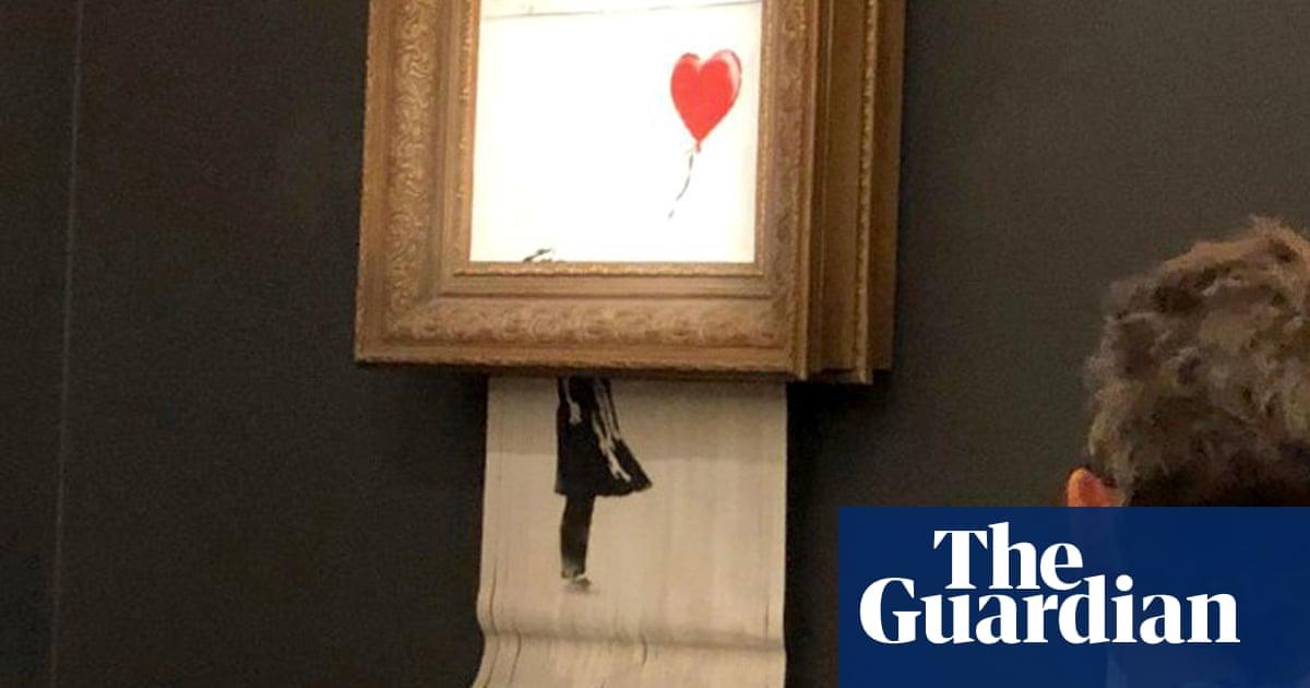 Banksy auction prank leaves art world in shreds