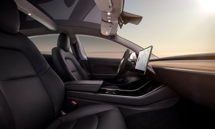 Tesla Model 3 doesn't have a key – and seven other things we