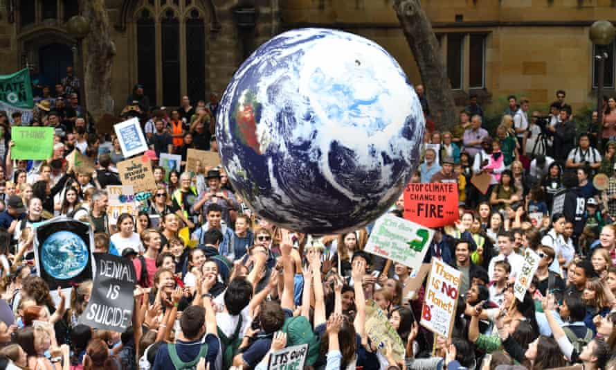 Of stories criticising protesters in rallies by school children and Extinction Rebellion, 84% were in News Corp papers.