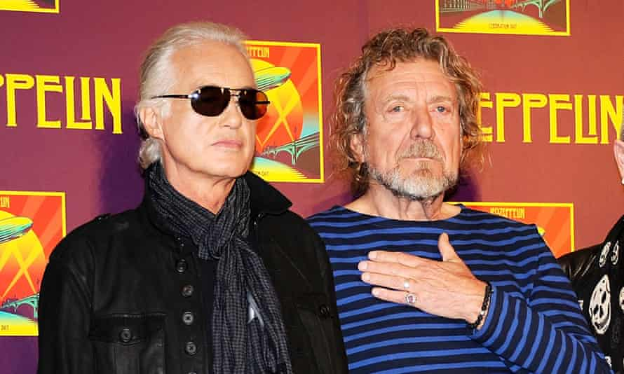 Jimmy Page and Robert Plant deny ever having listened to music by Spirit, whose song Taurus they are alleged to have used to write Stairway to Heaven