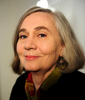 US author Marilynne Robinson.