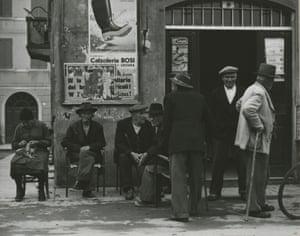 Place to Meet, Luzzara, 1953