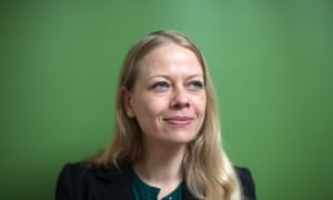 Green Party mayoral candidate Sian Berry