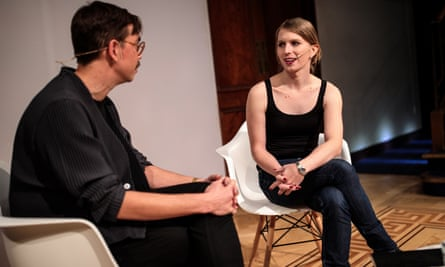 Chelsea Manning speaks to James Bridle